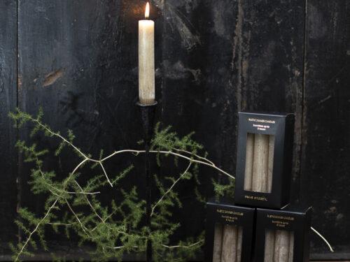 Rustieke kaarsen