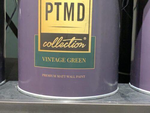 PTMD muurverf – Vintage Green