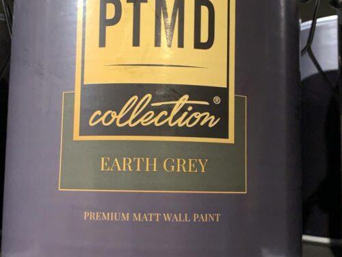 PTMD muurverf - Earth Grey