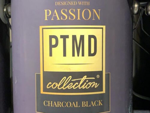 PTMD muurverf – Charcoal