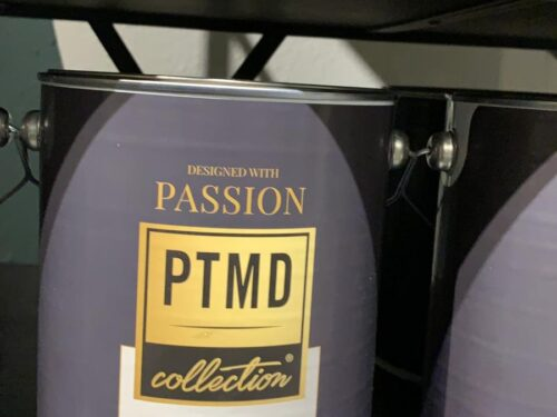 PTMD muurverf – Mystic Grey