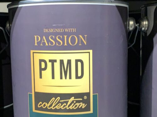 PTMD muurverf – Opal Green