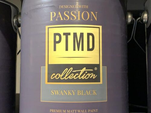 PTMD muurverf - Swanky Black